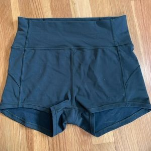 lululemon athletica Shorts - Lululemon in Movement Short Everlux Evergreen